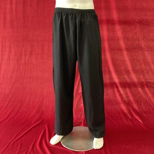 Wushu kungfu pants cotton