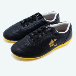 Lambskin wushu kung fu shoes