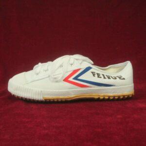 Feiyue wushu shoes white