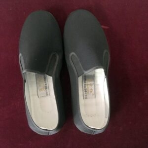 Cloth kung fu tai chi shoes rubber sole